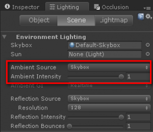 Unity-5-Lighting-Cookbook-Ambient-Light