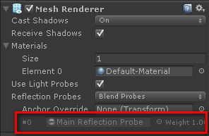Unity-5-Lighting-Cookbook-Reflection-Probes