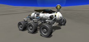Kerbal Space Program will use Vehicle Physics Pro