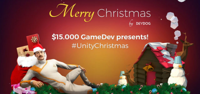 Edy's Vehicle Physics is contributing to the Big Unity Christmas Giveaway by DevDogwith free EVP licenses! How it works? Sign up using your e-mail on the Unity Christmas Giveaway website. […]